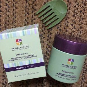 PUREOLOGY Makeup - Pureology Nanoworks Restorative Hair Treatment